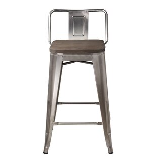 Where buy  Mcree 24 Bar Stool (Set of 2) by Williston Forge Reviews (2019) & Buyer's Guide