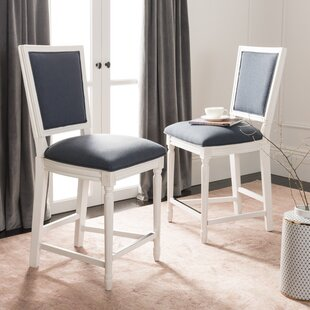 Price comparison Venturini 26 Bar Stool (Set of 2) by Longshore Tides Reviews (2019) & Buyer's Guide