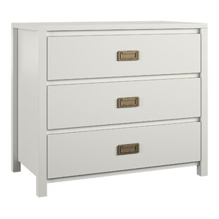 Ludie 3 Drawer Dresser By Blue Elephant