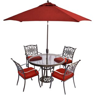 Reyer Traditions 5 Piece Dining Set