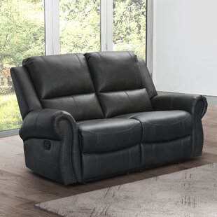 Vanhoy Faux Leather Reclining Living Room Set by Darby Home Co