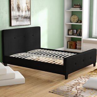 Look for Konen Tufted Upholstered Platform Bed by Alcott Hill Reviews (2019) & Buyer's Guide