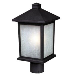 Malden Modern Outdoor Post Lantern