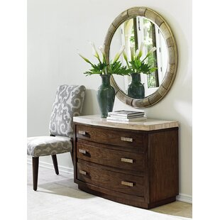 Laurel Canyon 7 Drawer Dresser with Mirror by Lexington
