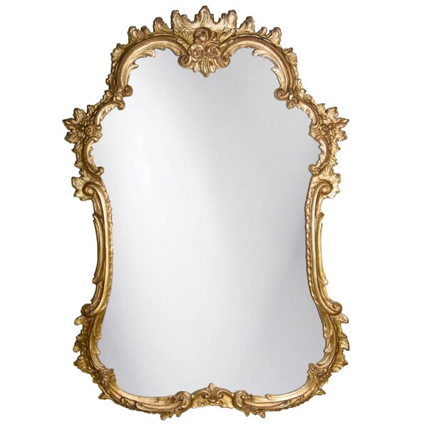 e2b1ac8ab0c38 Gold French Mirror