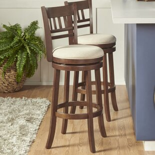 High-End Leda 29 Swivel Bar Stool by Andover Mills Reviews (2019) & Buyer's Guide