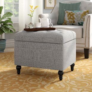 Dolly Storage Ottoman by Andover Mills