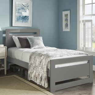 Sutliff Cut Out Platform Bed