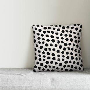 Black Polka Dot Throw Pillows You Ll Love In 2021 Wayfair