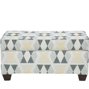 Ewing Storage Ottoman by Corrigan Studio