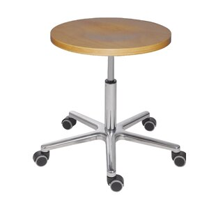 Height Adjustable Ketcham Active Stool By Ebern Designs