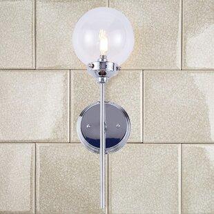 Steadham 1-Light Bath Sconce by Wrought Studio