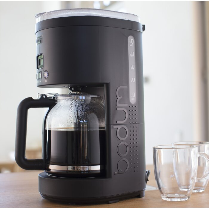 Bodum 12 Cup Bistro Coffee Maker