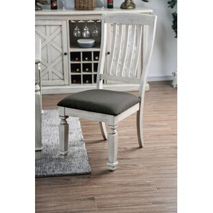 Galina Upholstered Dining Chair (Set of 2) Gracie Oaks