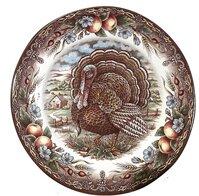 Turkey 11\  Dinner Plate (Set of 4)  sc 1 st  Wayfair & Turkey Dinner Plates   Wayfair