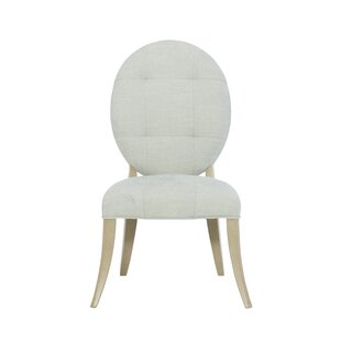 Savoy Place Tufted Upholstered Dining Chair (Set of 2) Bernhardt
