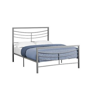 Haney Slat Bed by Ebern Designs