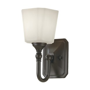 Price Check Waynesfield Outdoor Sconce By Alcott Hill