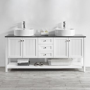 Nadler 72 Double Bathroom Vanity Set