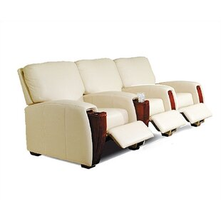 Celebrity Home Theater Row Seating Row of 3 by Bass