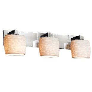 Best Choices Katya 3-Light Vanity Light By Bayou Breeze