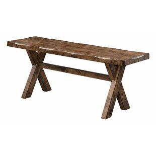 Toole Wooden Bench