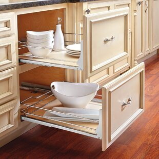 Rev-A-Shelf Maple Pullout Basket