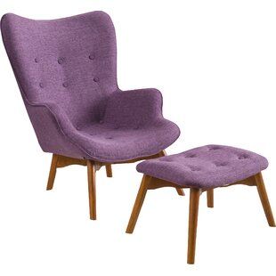 Impressive Lavender Accent Chair Interior
