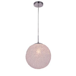 Glacia 1-Light Pendant by Living District