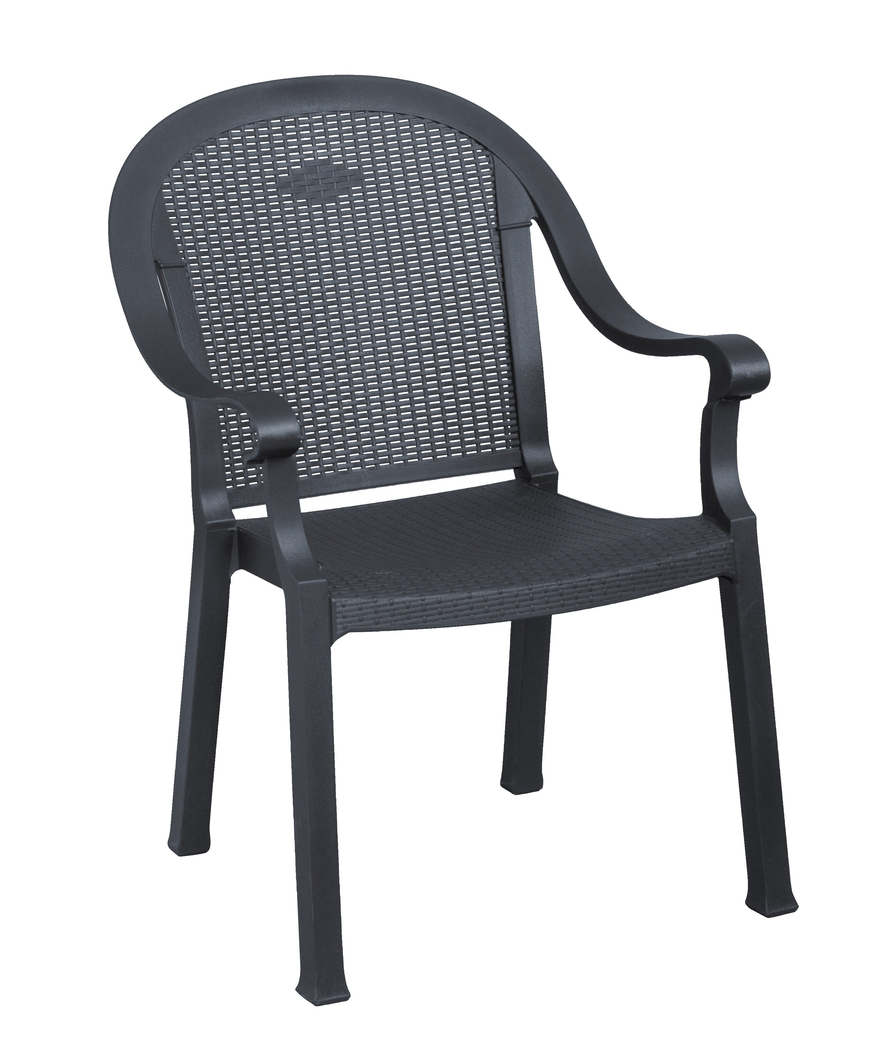 Brilliant Irondale Stacking Patio Dining Chair Gmtry Best Dining Table And Chair Ideas Images Gmtryco