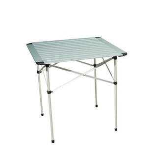 Winfey Folding Aluminium Dining Table By Sol 72 Outdoor