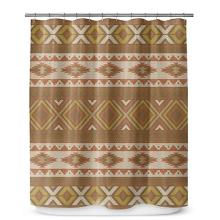 Sedona Single Shower Curtain by KAVKA DESIGNS Today Sale Only