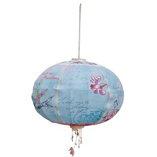 Free S&H Kennell Lantern In Light Blue