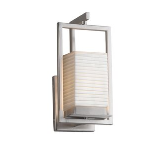 Salaam LED Outdoor Sconce