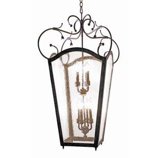 2nd Ave Design Tessa 8-Light Outdoor Pendant