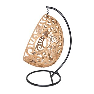 Jo-Liza International Corp. Egg Swing Chair with Stand