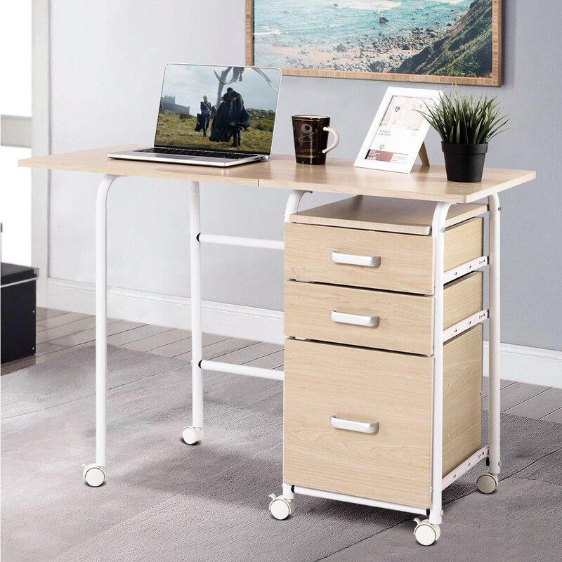 Inbox Zero Home Office Furniture Desk