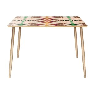 Van Horne Dining Table Bungalow Rose