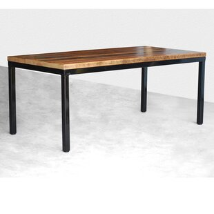 Parsons Dining Table by Urban Wood Goods No Copoun
