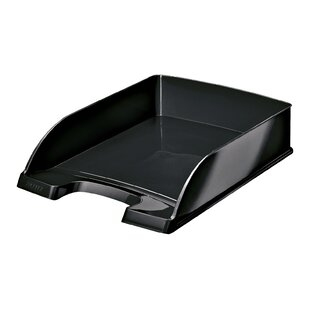 Wow Letter Tray (Set Of 2) By Leitz