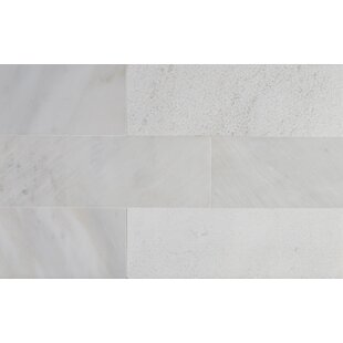 Find The Perfect Marble White U0026 Cream Floor Tile | Wayfair