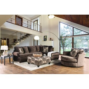 Red Barrel Studio Holford Configurable Living Room Set