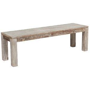 Leslie Reclaimed Wood Bench