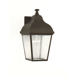 Clearance Graceton LED Outdoor Wall Lantern By Alcott Hill