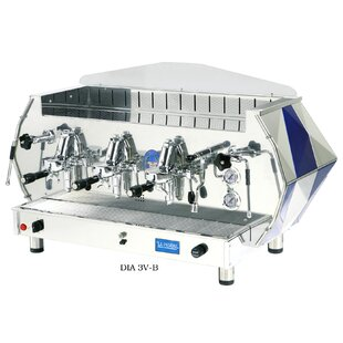 La Pavoni Diamente Volumetric Manual Espresso Machine