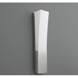 Divine 1-Light LED Flush Mount by Oxygen Lighting
