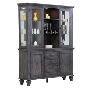 Middlebury Lighted China Cabinet