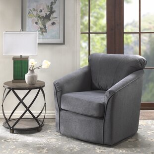 Reviews Woodcliff Swivel Armchair by Red Barrel Studio Reviews (2019) & Buyer's Guide