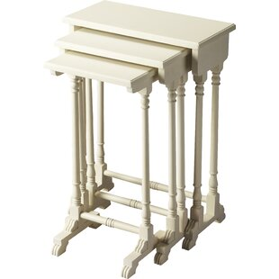 Hultgren 3 Piece Nesting Tables by August Grove