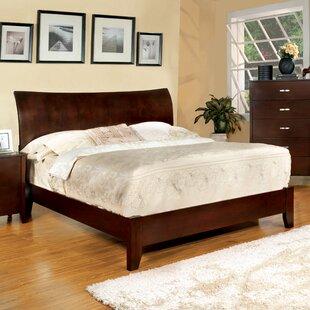 Beauregard Sleigh Bed by Red Barrel Studio